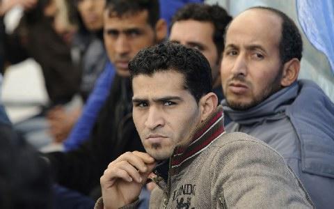 Αλβανοί μετανάστες