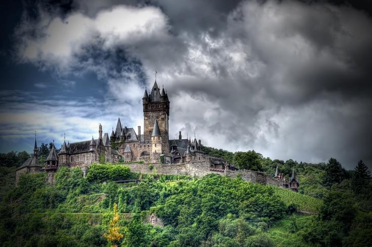 Cochem Castel Reichsburg, Germany