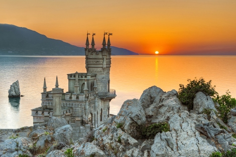 Palace Swallow's Nest