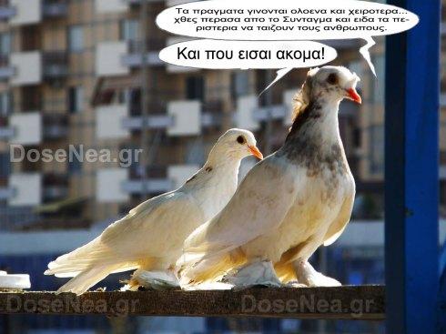 ΓΕΛΟΙΓΡΑΦΙΑ-ΠΕΡΙΣΤΕΡΙΑ