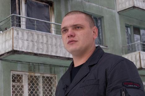 Житель Томска спас четверых детей из горящей квартиры