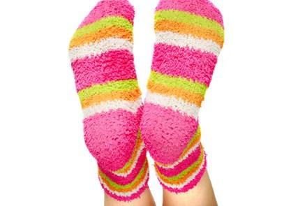 Γιατροσόφια για Ζεστά πόδια