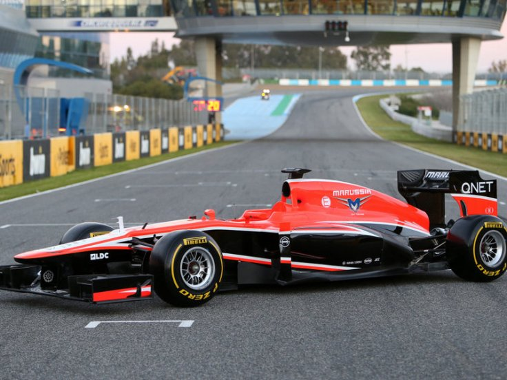 Marussia-MR02