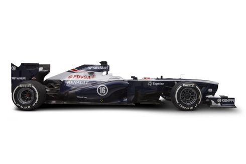 Williams-FW35